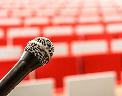 Speaking Engagements & Media Appearances – August Thru December 2017